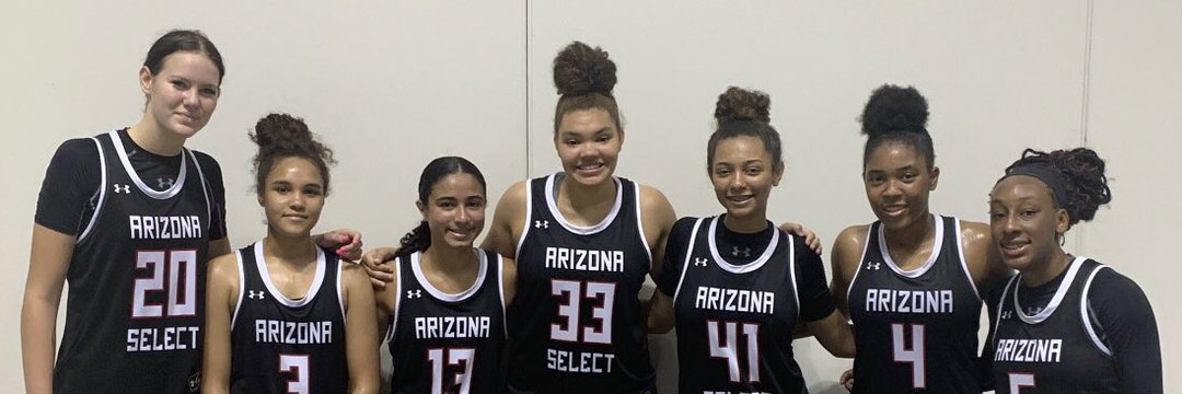Team Spotlight: Arizona Select 16u GUAA