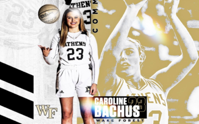 Caroline Bachus Makes Her College Decision